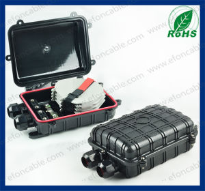 Waterproof 24 Cores Fiber Optic Splice Enclosure pictures & photos