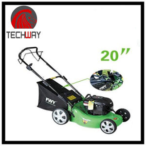 Tw-Xym178-2bsd 20inch Self Propelled Gasoline Lawn Mower with B&S Engine pictures & photos
