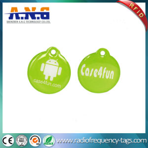 Crystal Epoxy Waterproof NFC Sticker Tags pictures & photos