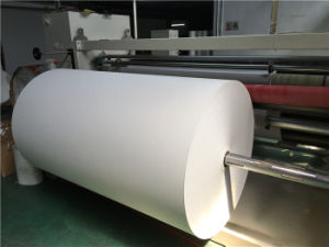 45GSM/50GSM/58GSM Jumbo Roll Sublimation Transfer Paper for Ms Printers