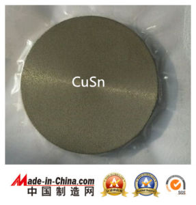 High Qualtiy Sputtering Target at Disk Shape pictures & photos