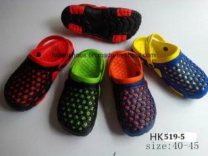 Men Fashion EVA Garden Shoes Beach Shoes Sandal (HK519-5) pictures & photos