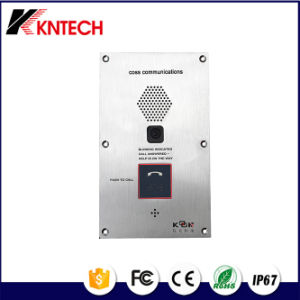 SD-103 Apartment Video Door Phone Intercom System Sequence Dial Camera Kntech pictures & photos