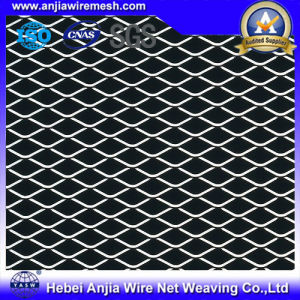 Aluminum Expanded Wire Mesh Metal Panel pictures & photos