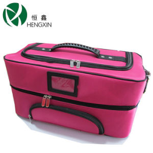 Professional Cosmetic Bag with Trays for Make up Specialist pictures & photos