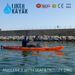 Liker Leisure Boat, Fishing Boat, Rotomolded Kayak Molding pictures & photos