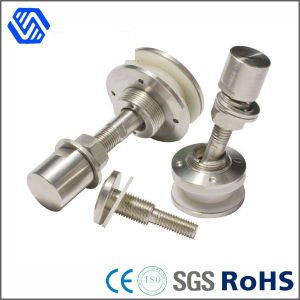 Stainless Steel Special Custom Made High Strength Precision CNC Machined Parts pictures & photos