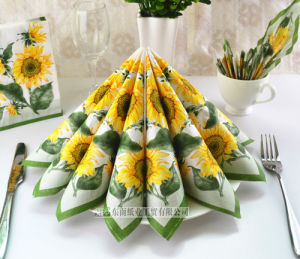 Everyday Design Printed Paper Napkin