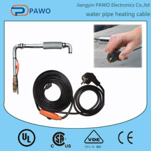 Water Pipe Heating Wire/De-Icing Heating Cable with Energy-Saving Thermostat pictures & photos