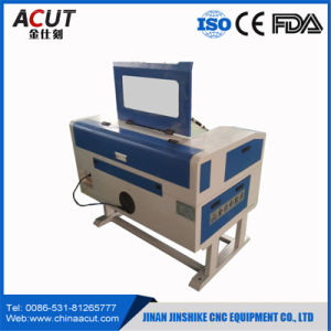 Mini Laser Cutting Machine for Stainless Steel Aluminum with Blade Table pictures & photos