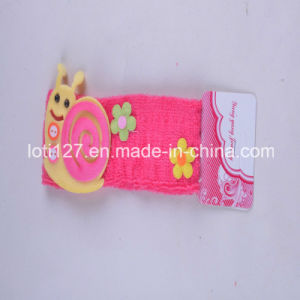 Pink Hair Ribbon, The Little Snail Modelling, Children′s Sports Headbands, Sports Accessories, Fashion Hair Accessories