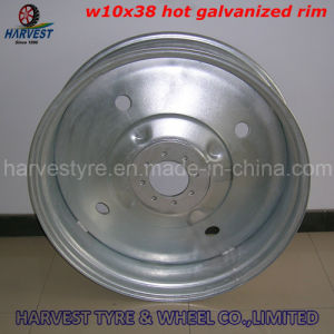 Steel Wheels for Agricultural Tractor (DW20X38) pictures & photos