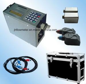 Portable Gas/Air/Liquid/Fluid Ultrasonic Flowmeter (ISO9001) pictures & photos