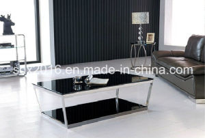 Hotel Sale Coffee Table Glass Table Dining Table pictures & photos