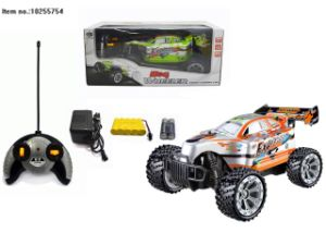 2.4G Four Function R/C Car Toys for Kids Without Charging pictures & photos