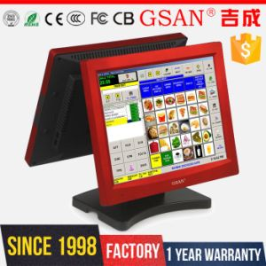 Touch POS Screen Cash Register with Scanner pictures & photos