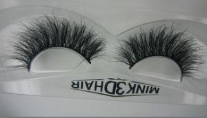 3D Multi-Layer Natural Hair Hand Made Eyelashes Soft False Eyelashes pictures & photos
