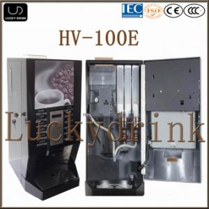 Luckydrink 100e -12 Selections Grinding Bean Coffee Vending Machine pictures & photos
