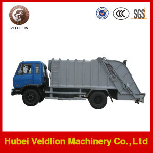 Dongfeng 145 8m3 Compression Type Garbage Truck pictures & photos