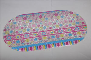 Cheap Price Microfiber Non Slip Bath Mat, Anti Fatigue Memory Foam Bath Mat pictures & photos