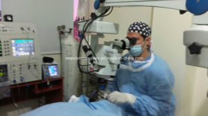 Ophthalmic Surgical Microscope (Olympus optical head) pictures & photos