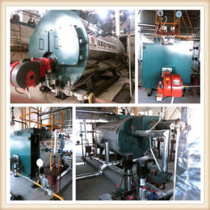Wns Series 1-20 Tons (0.7-14MW) Gas Condensing Boiler/Condenser pictures & photos