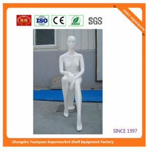 Fiberglass Woman Mannequin Stand Posture pictures & photos
