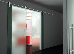 Glass Sliding Doors Interior with En12150 pictures & photos