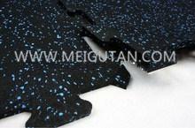1m*1m; Multi-Purpose Exhibitions Rubber Flooring Rubber Mat