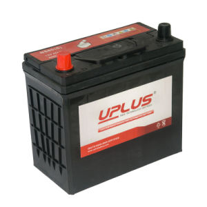 12V 48ah JIS Standard Mf Car Storage Battery (Nx100-S6) pictures & photos