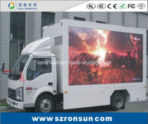 Advertising Mobile Car LED Display LED Screen pictures & photos