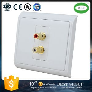 Lotus Flower Receptacle Wall AV Socket pictures & photos