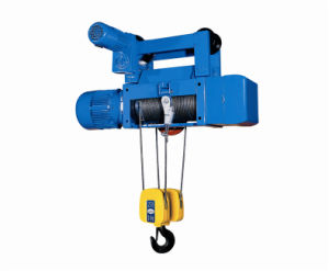 Industrial Under Slung Double Wire Rope Electric Hoist pictures & photos
