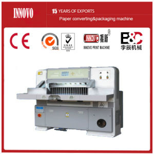 Digital Display Paper Cutting Machine (QZX2030BZ) pictures & photos