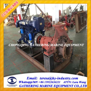 BV Approved Fire Fighting Pump Set with Diesel Engine pictures & photos