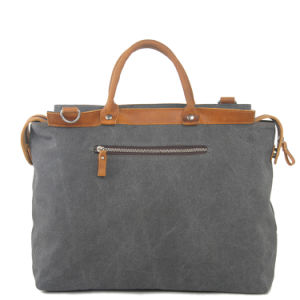 Fashion Canvas Leather Handbags (RS-2012-AA) pictures & photos