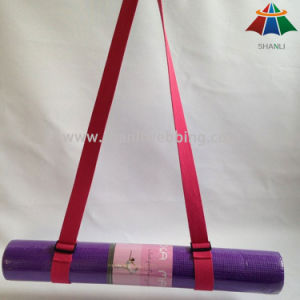 Adjustable Yoga Mat Carry Sling Strap pictures & photos