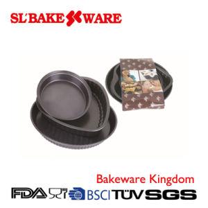 3 PCS Bakeware Set Carbon Steel Nonstick Bakeware (SL BAKEWARE)