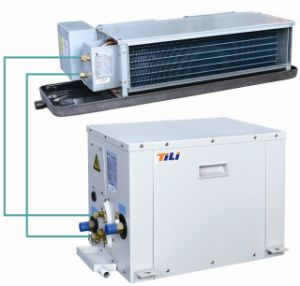 Concealed Fan Coil Unit for Air Condioner pictures & photos