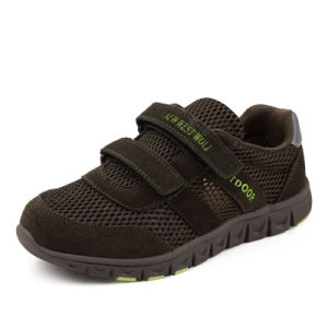 Sports Hiking Safety Shoes Outdoor Footwear for Women (AK8955) pictures & photos