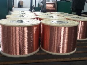 Hot Copper Clad Steel Wire pictures & photos