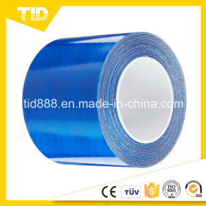 Blue Reflective Adhesive Tape for Traffic Safety pictures & photos