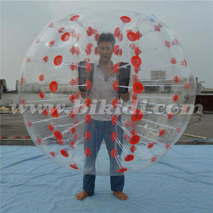 PVC Soccer Bubble Ball, Bubble Football for Adults D5099 pictures & photos
