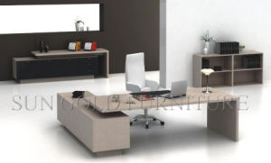 High Quality Office Furniture New Style Modern Office Desk (SZ-ODL325) pictures & photos
