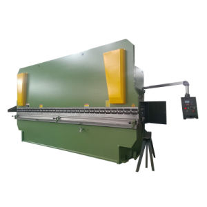 8000mm Large Size CNC Press Brake for Steel Sheet Bending
