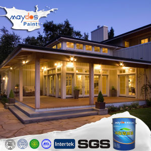 Maydos Wall Water Based Exterior Concrete Paint pictures & photos