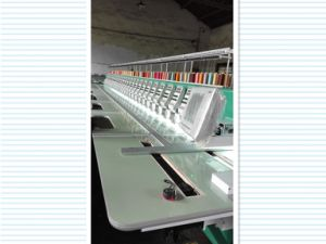 Stable Performance Embroidery Machine for Garment pictures & photos