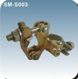 British Type Pressed Scaffold Swivel Coupler pictures & photos