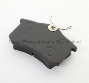 High Performance Brake Pad Caramic Material for Benz C250 pictures & photos