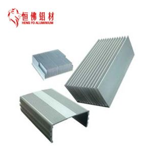 Electronic Heat Sink Aluminum Profile pictures & photos